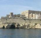 Malta_harbour_fortress