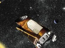 Kepler-Space-Probe