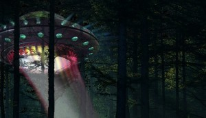 ufo-forest