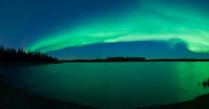 Poliarinė pašvaistė (lot. Aurora polaris) – poliariniams regionams būdingas, Saulės vėjo sukeltas viršutinių atmosferos sluoksnių švytėjimas (liuminescencija) planetose, kurios turi magnetosferą. Žemės poliarinės pašvaistės priklausomai nuo pusrutulio vadinamos šiaurės pašvaiste (Aurora borealis) arba pietų pašvaiste (Aurora australis).
