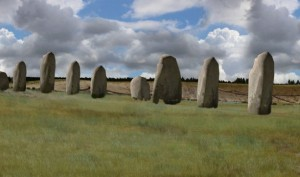 second-stonehenge