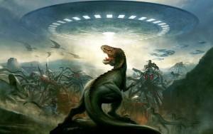 dinozaurai-ateiviai