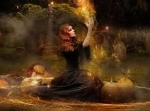 magija-moteris