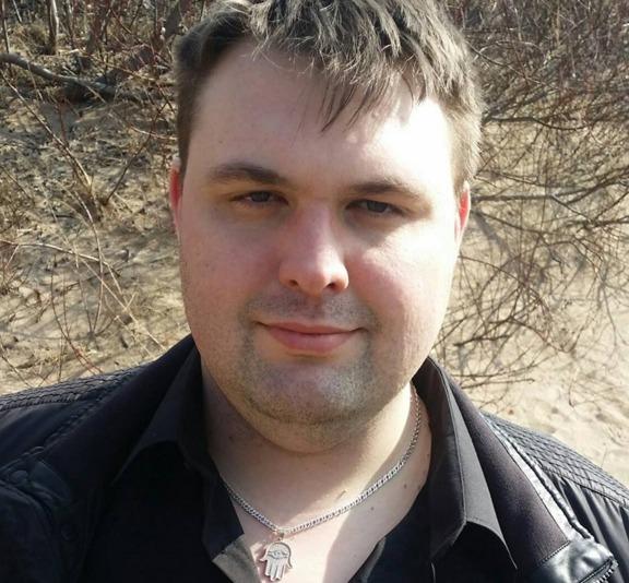 Aleksejus Šiškariovas (asmeninio albumo nuotr.)