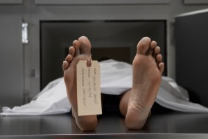 zmogus-kojos-mirtis