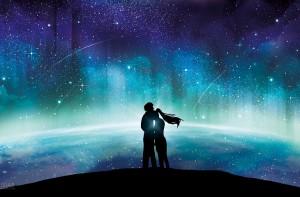zmones-meile-visata