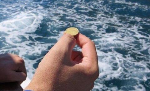 moneta-vanduo