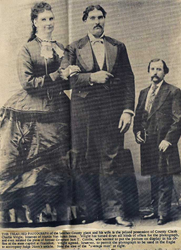Anna Hannon Swann ir Martin Van Buren Bates