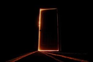 durys-beldimas