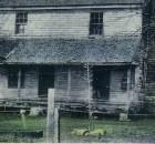 Namas kuriame gyveno ragana