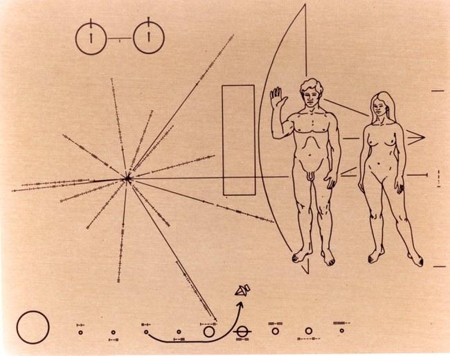 """""""Pioneer 10"""" aliuminio plokštelė"""