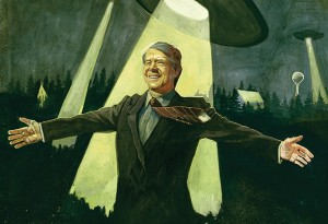 Prezidentas Karteris. John Stich iliustr.