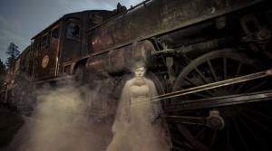 traukinys-vaiduoklis