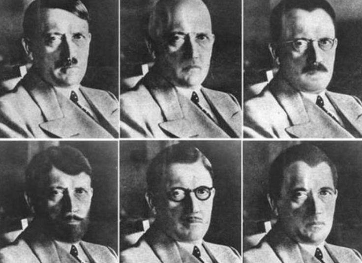 Kaip Hitleris galėjo atrodyti prieš pat II pasaulinio karo pabaigą (CŽV archyvo nuotr.).