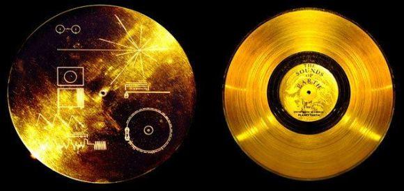 Su Voyager kosminiais zondais i Visatos platybes iškeliavo ir žmogaus kalbos, muzikos, gamtos vaizdų pavyzdžiai